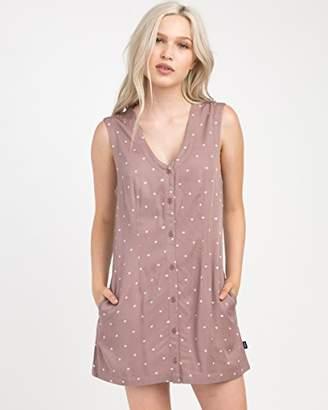 RVCA Junior's Fairness Sleeveless Dress
