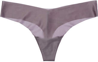 Commando Luxe Satin Thong