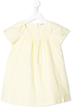 Knot Yellow elephants dress
