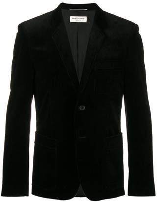 Saint Laurent classic corduroy blazer