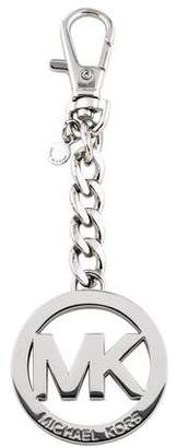 Michael Kors Logo Chain-Link Bag Charm w/ Tags