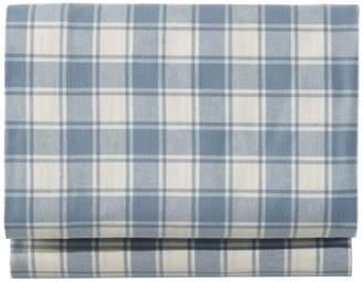 L.L. Bean L.L.Bean Ultrasoft Comfort Flannel Sheet, Fitted Check