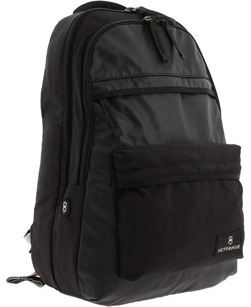 Victorinox Altmont 2.0 - Standard Backpack (Black/Black) - Bags and Luggage