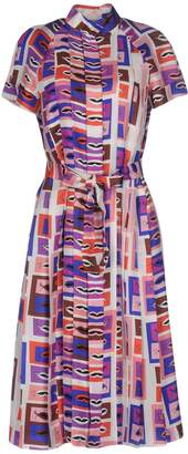Emilio Pucci Knee-length dresses