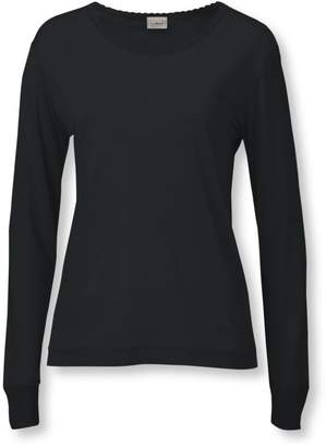 Women's Silk Underwear, Scoopneck
