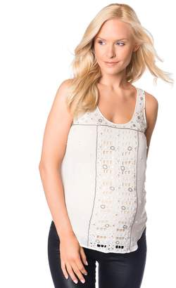 French Connection A-line Maternity Tank Top