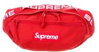 Supreme 2018 Box Logo Waist Bag