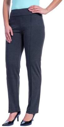George Women's Ponte Suiting Pants