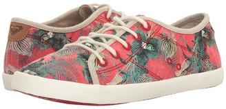 Roxy - Memphis Women's Lace up casual Shoes $49 thestylecure.com