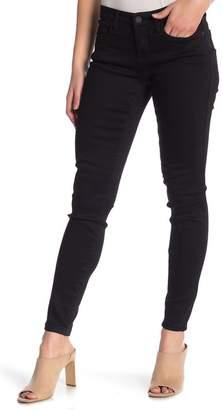Blank NYC BLANKNYC Denim Rip And Repair Fray Hem Skinny Jeans