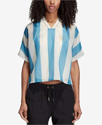 adidas Layered Argentina T-Shirt