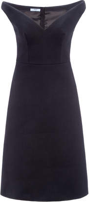 Prada Natte Gabardine Dress