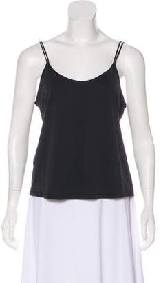 Bella Luxx Charcoal Grey Sleeveless Top