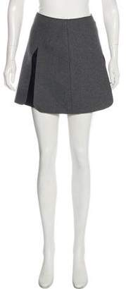 J.W.Anderson Wool Blend Mini Skirt w/ Tags