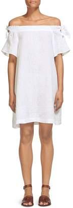 Whistles Lila Off-the-Shoulder Dress
