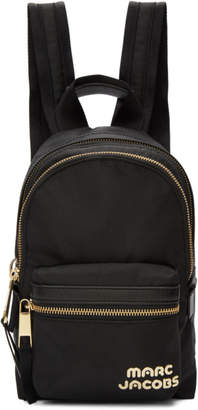 Marc Jacobs Black Mini Backpack