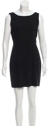 Alexander Wang Alexander Wang Draped Sleeveless Dress