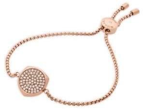 Michael Kors Beyond Brilliant Pave Slider Bracelet