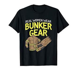 Real Women Wear Bunker Gear