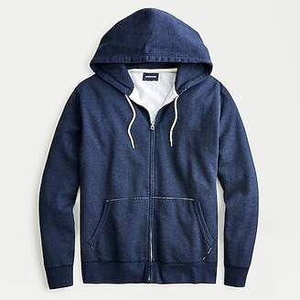 J.Crew Brushed fleece full-zip sweatshirt