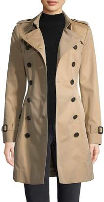 Burberry Women's Belted Trench Coat