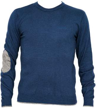 Armani Jeans Elbow Patch Pullover