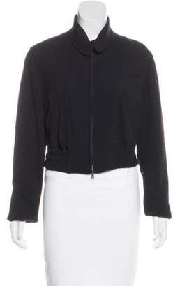 Prada Collared Lightweight Jacket