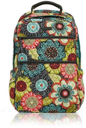 Vera Bradley Flower Shower Tech-Backpack
