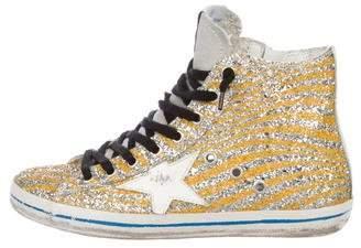 Golden Goose High-Top Sneakers