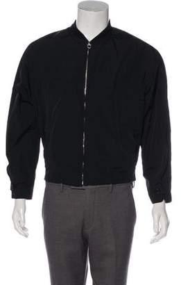 Salvatore Ferragamo Lightweight Zip-Up Jacket