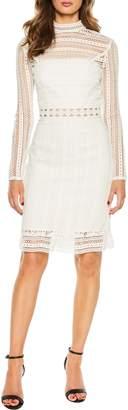 Bardot Vivian Splice Dress