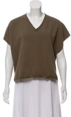 Etoile Isabel Marant Sleeveless V-Neck Sweater
