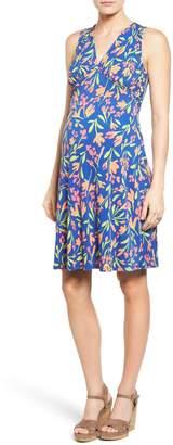 Leota 'Isabella' Sleeveless Maternity Dress