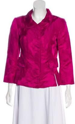 Dolce & Gabbana Satin Jacquard jacket