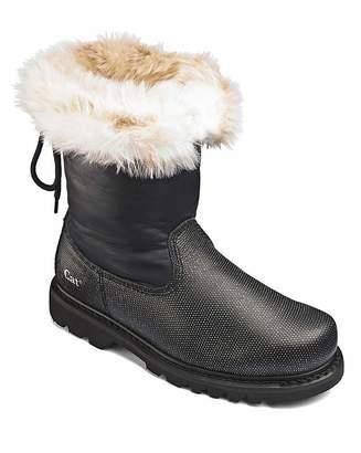 Caterpillar Cat Warm Lined Boots D Fit
