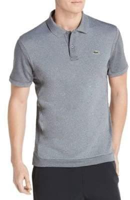 Lacoste Short-Sleeve Polo