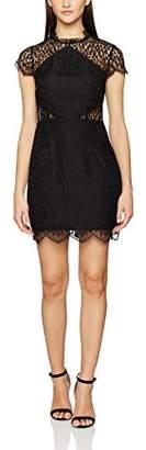 Keepsake Women's Daydream Cocktail|#243 Short Sleeve Party Dress,(Manufacturer Size:Medium)