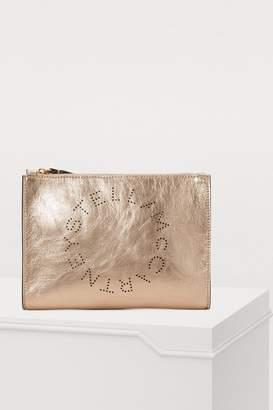 Stella McCartney Stella logo pouch