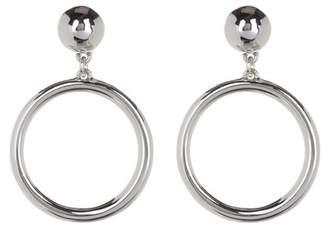 BaubleBar Ring Hoop Drop Earrings