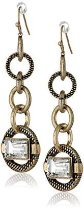 Sam Edelman Stone Multi-Drop Earrings