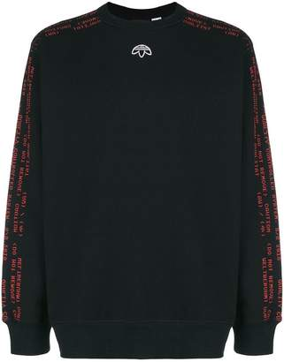 adidas By Alexander Wang AW Crew Neck sweatshirt
