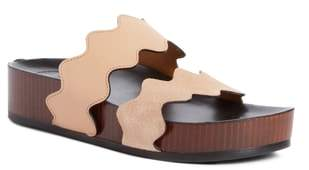 Chloé Lauren Platform Sandal