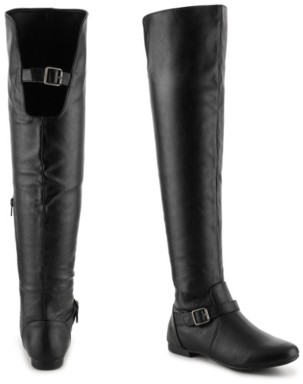 Journee Collection Loft Over The Knee Boot