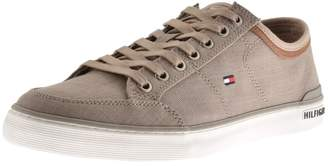 Tommy Hilfiger Core Mix Trainers Brown