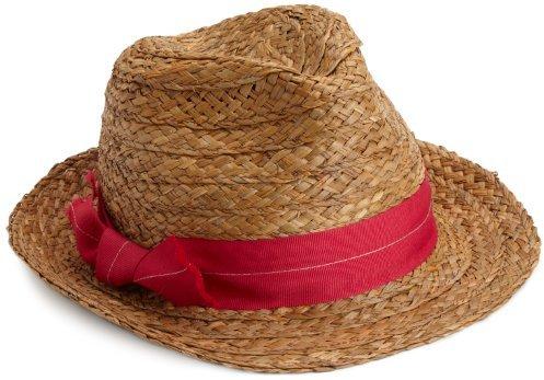 Hat Attack Women's Light Weight Braid Fedora Hat