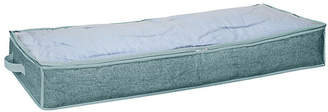 Simplify Non-Woven Under-The-Bed Storage Bag in Dusty Blue