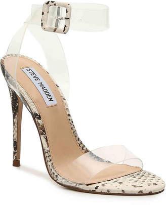 af8324f2ba26 Steve Madden Beige Adjustable Ankle Women s Sandals - ShopStyle
