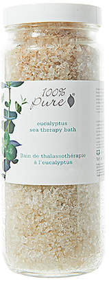 100% Pure Sea Salt Therapy Bath Soak.