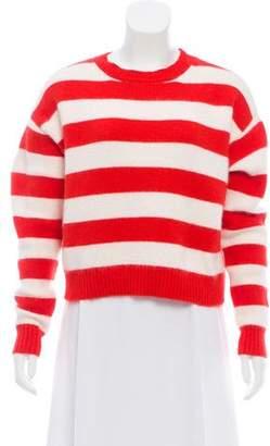 Diane von Furstenberg Angora Knit Sweater
