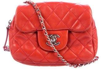 Chanel Ultimate Stitch Wallet On Chain